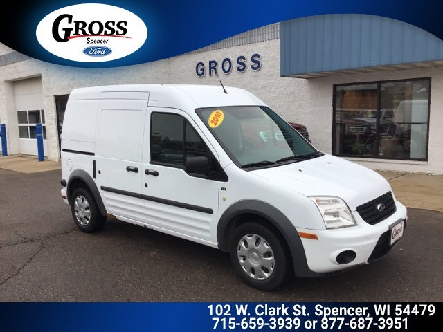 Pre-Owned 2010 Ford Transit Connect XLT