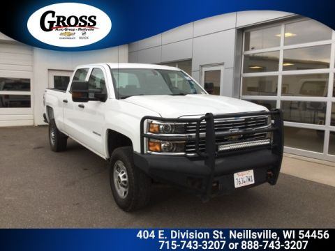 Pre-Owned 2015 Chevrolet Silverado 2500HD Work Truck