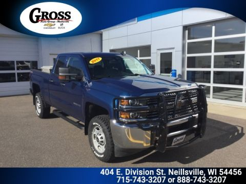 Pre-Owned 2017 Chevrolet Silverado 2500HD Work Truck